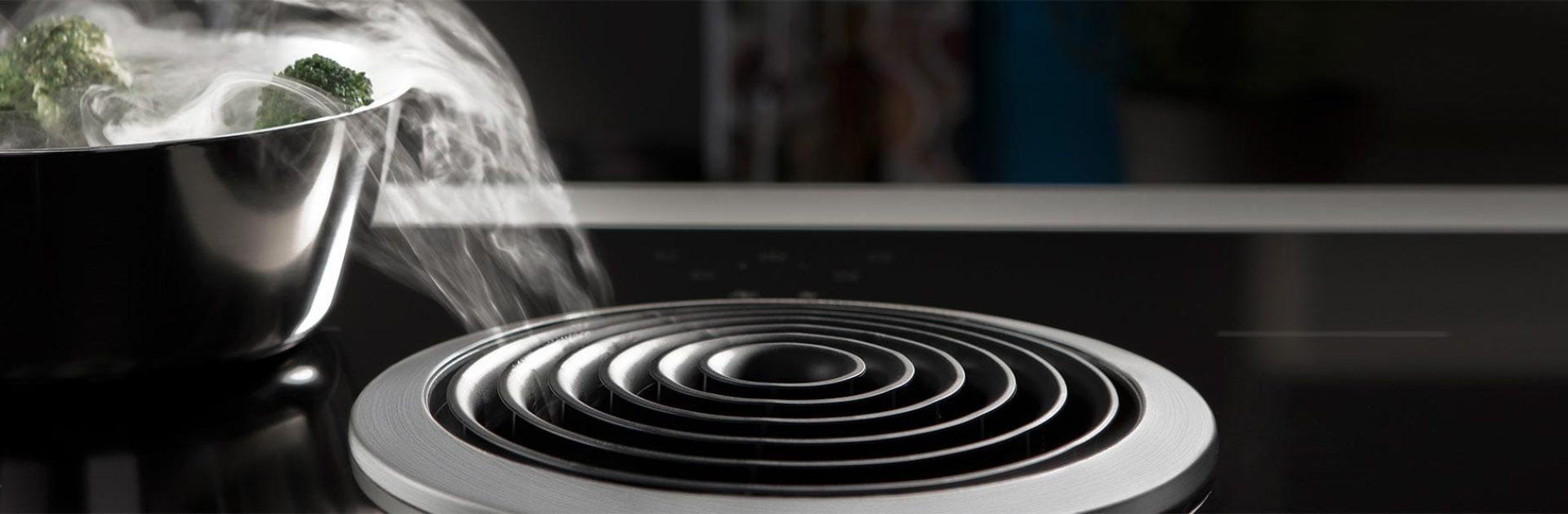Innovatieve afzuigsystemen van BORA | Satink Keukens