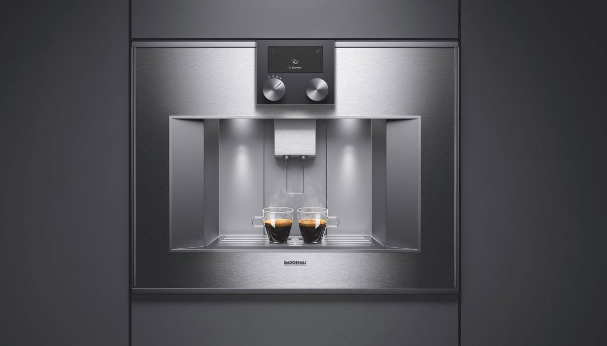 Koffieautomaat Gaggenau | Satink Keukens