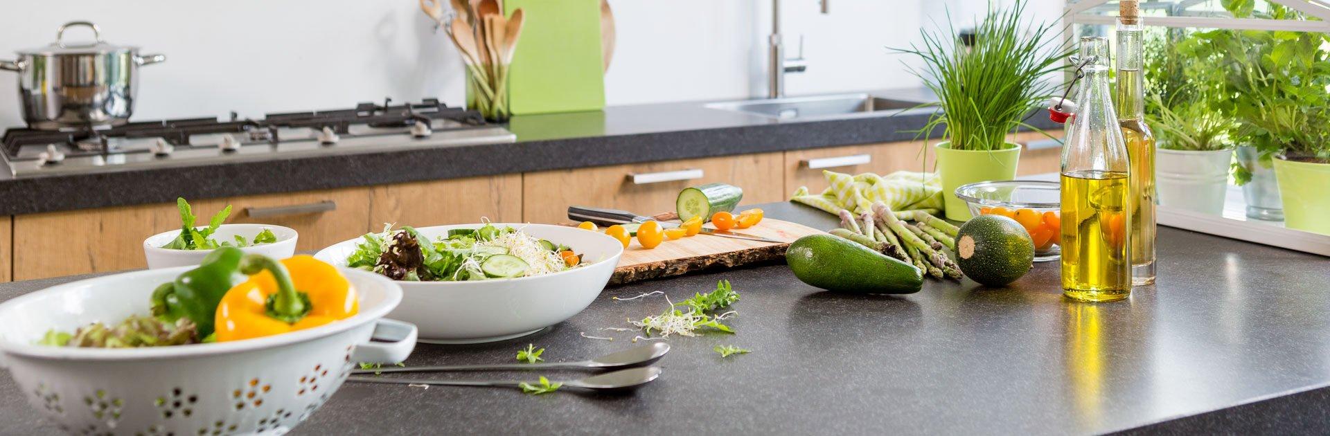 Groente en fruit bewaren in koelkast | Satink Keukens