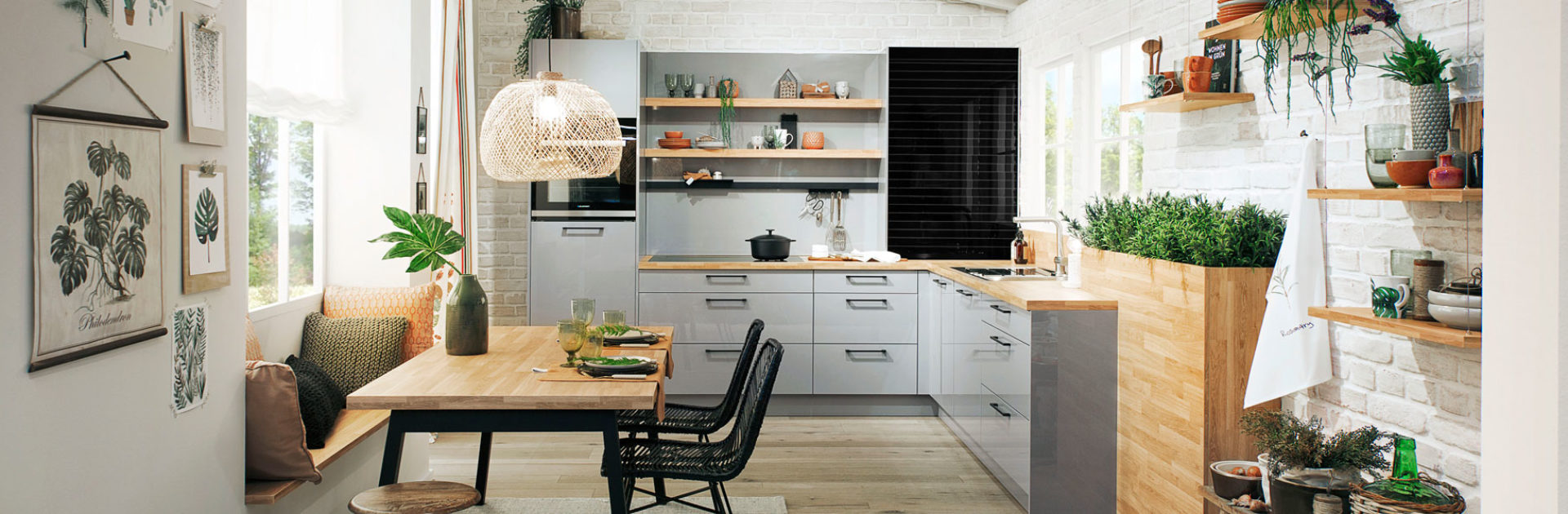 Hoekkeuken | L-keuken | Keuken inspiratie