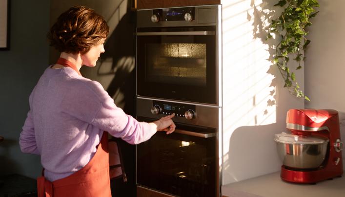 Koken met ATAg ovens   Satink Keukens