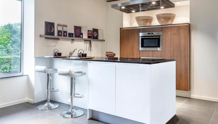 Lichte ECOOK keuken | Satink Keukens