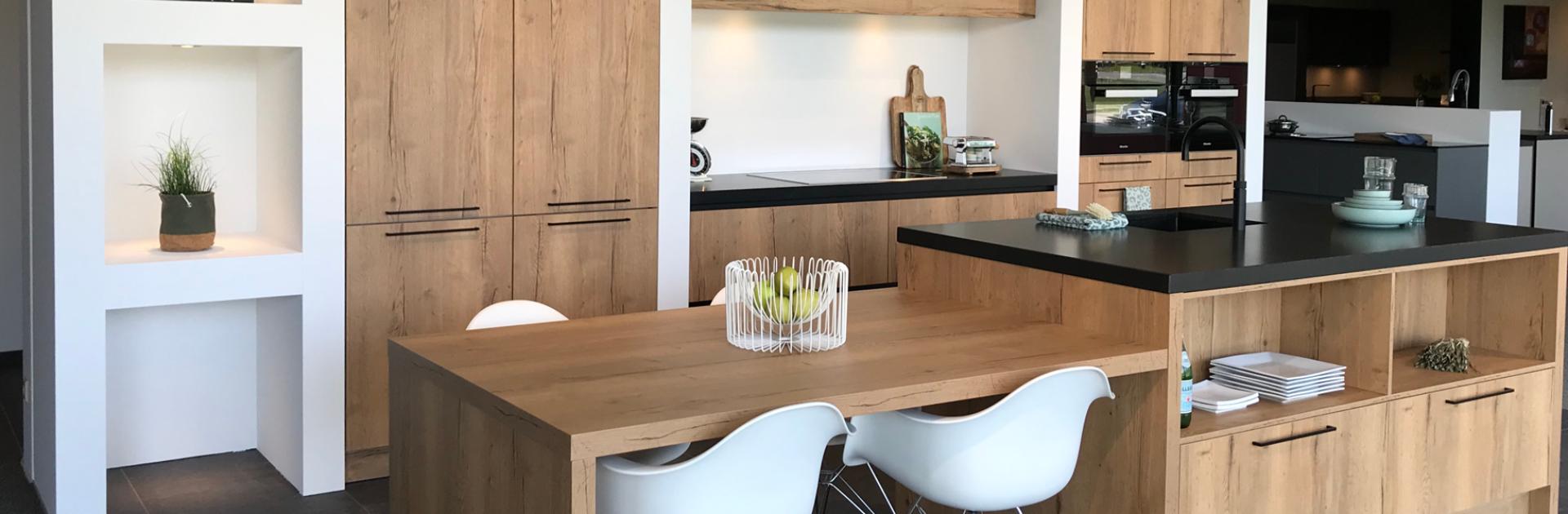 Luxe aanbod | Satink Keukens