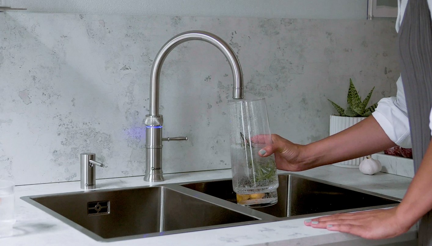 Quooker kokendwaterkraan | Satink Keukens