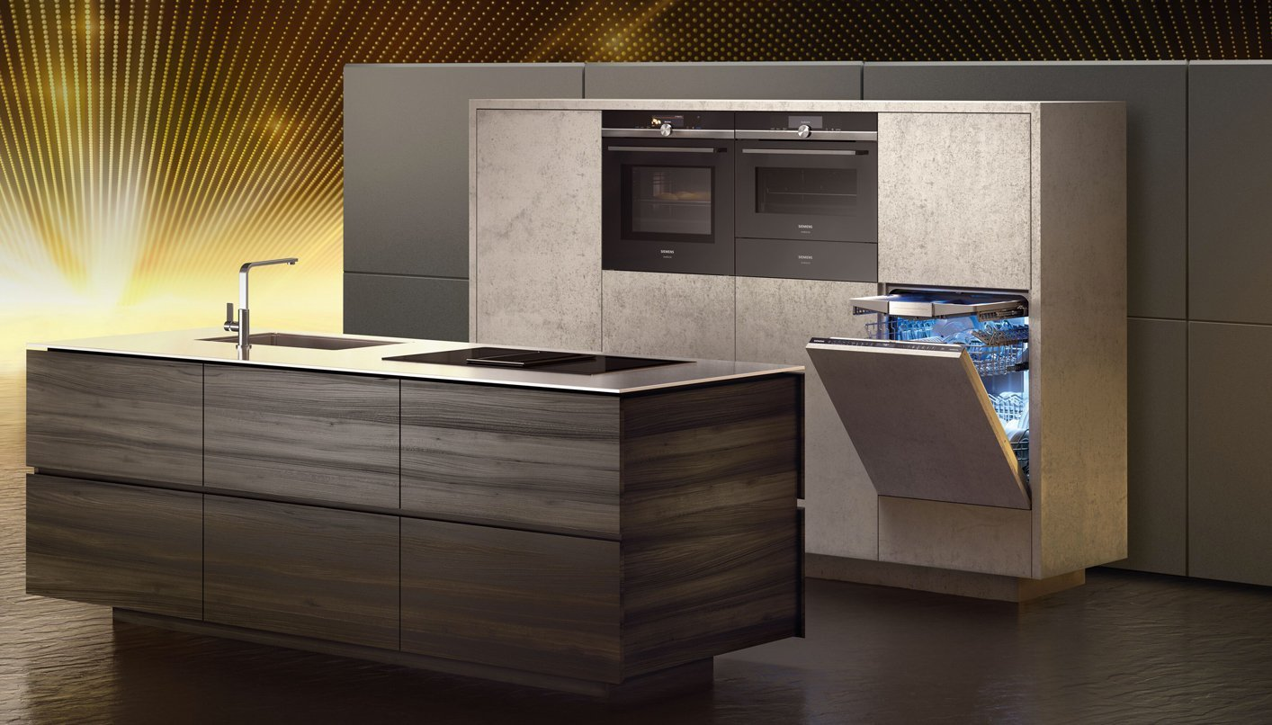 Siemens studioLine keukenapparatuur | Satink Keukens
