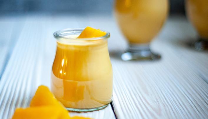 Smoothie banaan mango   Satink Keukens