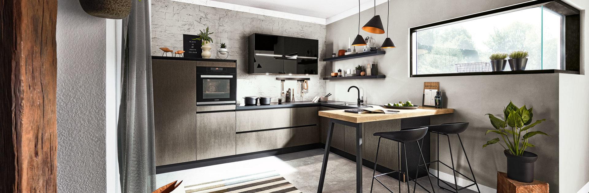Bekijk hier de trendy keukenwanden van Satink Keukens