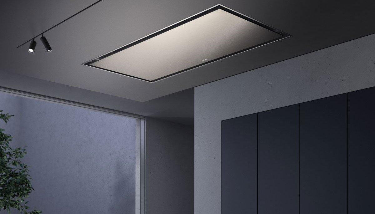 Verborgen ventilatiesysteem Gaggenau