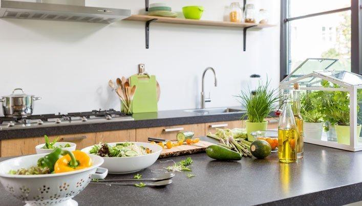 Welke groente en fruit bewaar je in de koelkast | Satink Keukens