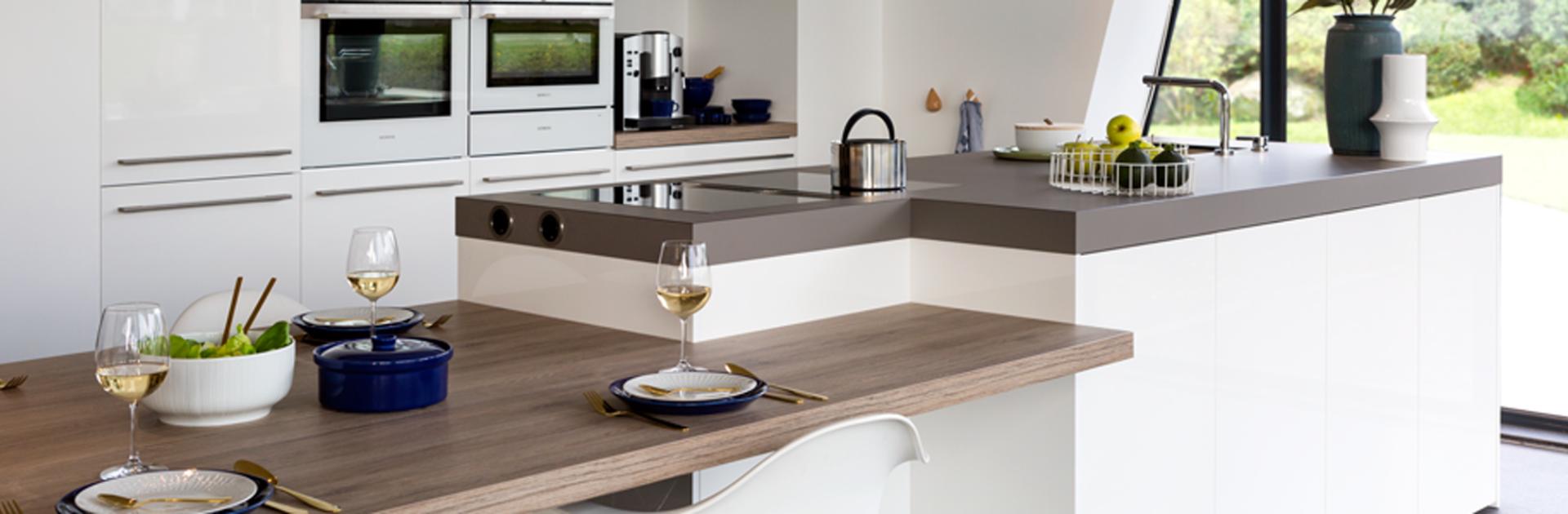 Witte keukens | Satink Keukens